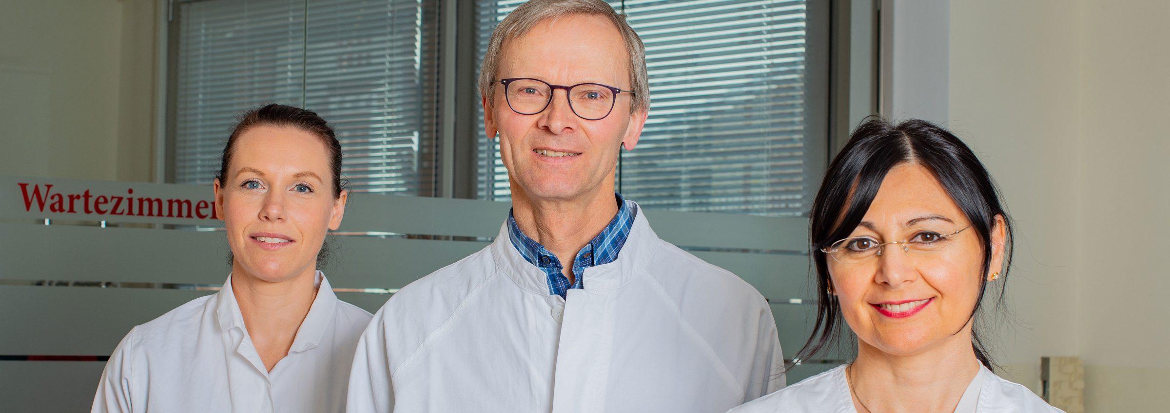 Arztzentrum Pinneberg - Dr. Gräfendorf - Dr. Loeck - Ärztin Dagny Kraas