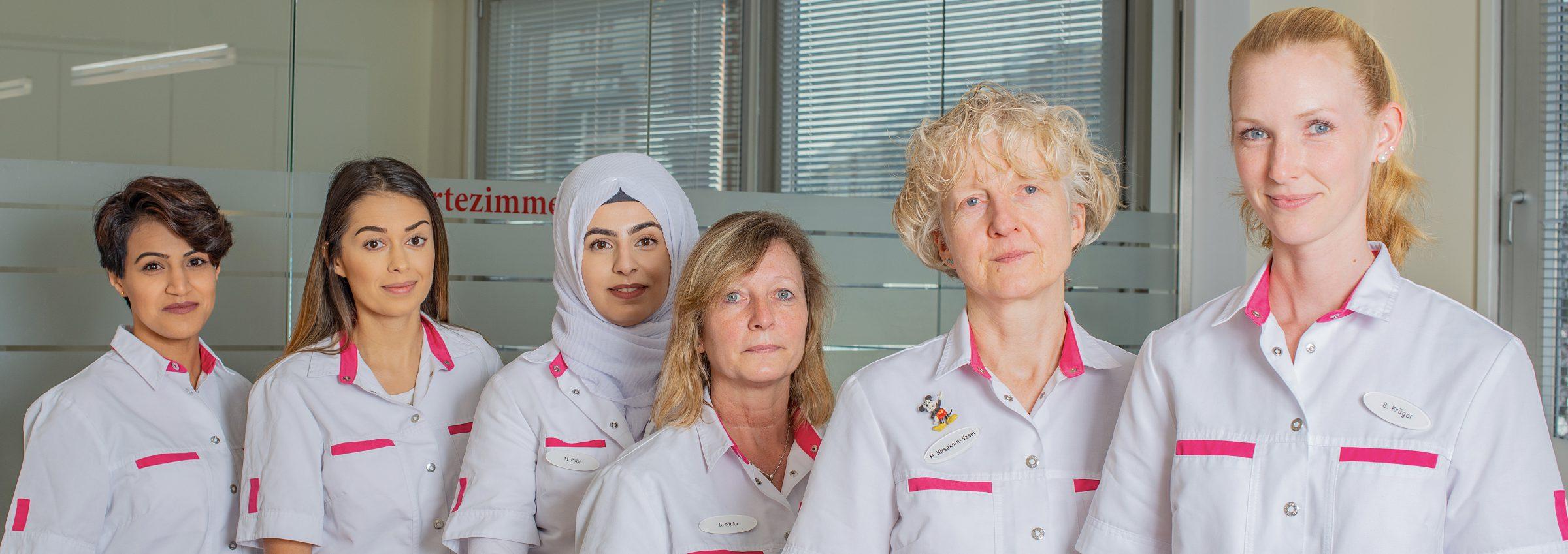 Arztzentrum Pinneberg Team - Medizinische Fachangestellte