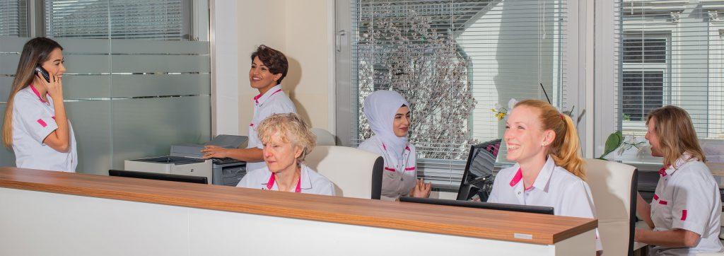Arztzentrum Pinneberg Service - Dr. Gräfendorf - Dr. Loeck und Kollegen